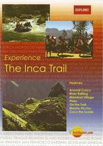 Experience The Inca Trail [DVD]