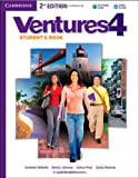 img - for Ventures Level 4 Student's Book with Audio CD book / textbook / text book