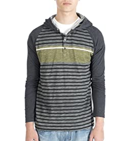 Keegan Hooded Henley