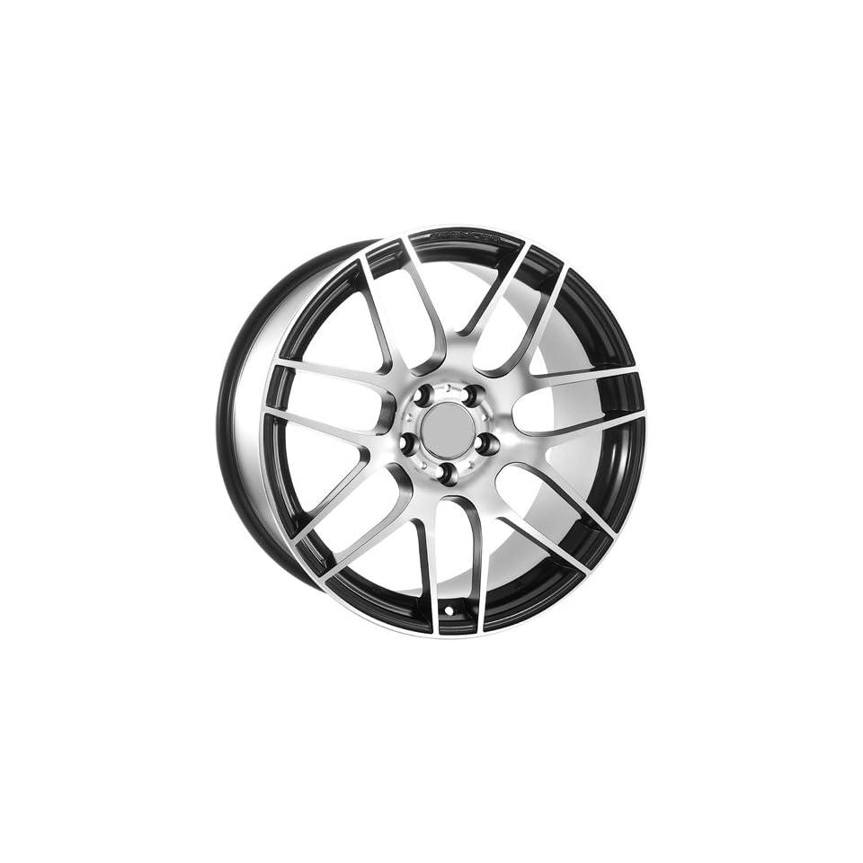 19 Inch Audi Wheels Rims Factory OEM Replica Style Matte Black Automotive
