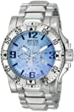 Invicta Men's 6259 Reserve Collection Chronograph Stainless Steel Watch