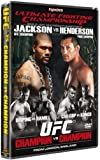 echange, troc UFC 75 - Champion vs Champion