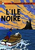 img - for L'Ile Noire (Aventures de Tintin) MINI ALBUM (French Edition) MINI ALBUM book / textbook / text book