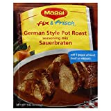 Maggi Pot Roast Seasoning 1.62 oz. - Pack of 4
