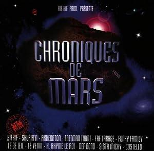 Chroniques de Mars