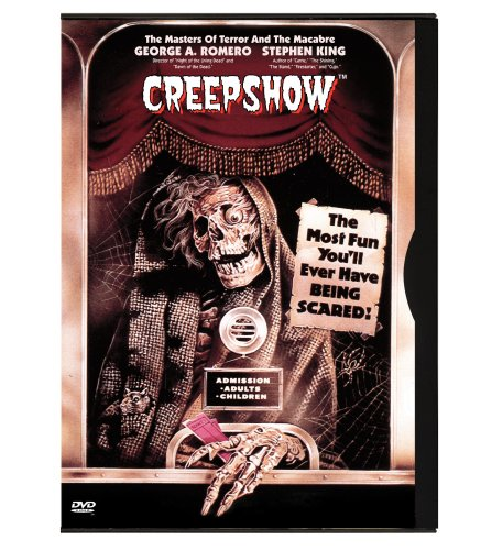 Creepshow [DVD] [1982] [Region 1] [US Import] [NTSC]