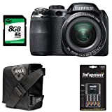 Fuji Finepix S4500 Digital Bridge Camera Premium Bundle Picture