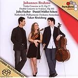 Violin Concerto Double Concerto for Violin & Cello