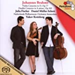 Johannes Brahms: Violin and Double Co...