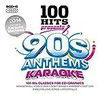 100 Hits Presents - 90s Anthems Karaoke Various Artists