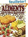 Aliments : Livre De Coloriage Pour Le...