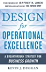 Design for Operational Excellence: A...
