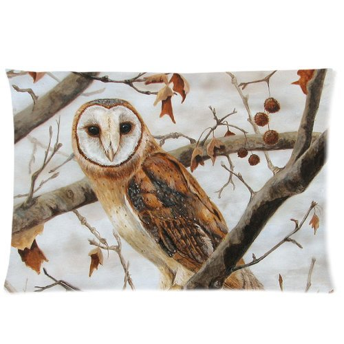 Owl Nature Bedding
