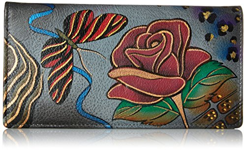 anuschka-handpainted-leather-1714-rsg-ladies-wallet-snap-button-closure-rose-safari-grey-one-size