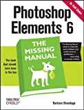 img - for Photoshop Elements 6: The Missing Manual book / textbook / text book