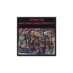 Stormy Six - Macchina Maccheronica - Amazon.com Music
