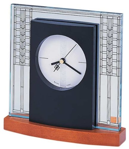 Bulova Glasner House Frank Lloyd Wright 6 1/4