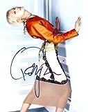 Shu Pei Autographed Signed Modelling Photo UACC RD COA