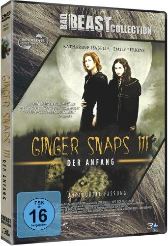 Ginger Snaps III - Der Anfang