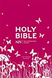 NIV Pocket Bible (Pink Soft-tone with Zip)