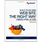Build Your Own Web Site The Right Way Using HTML & CSS, 2nd Edition ~ Ian Lloyd