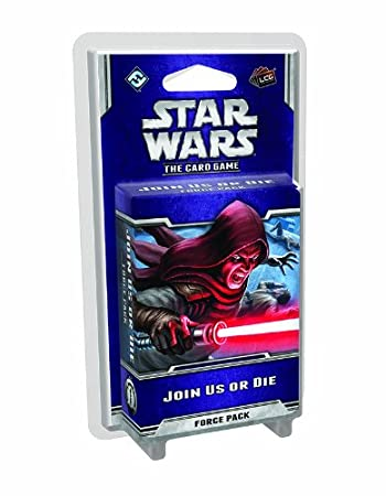 Star Wars - 331111 - Jeu De Cartes - Join Us Or Die