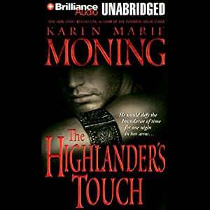 The Highlander's Touch Audiobook