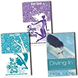 Kate Cann Kate Cann Trilogy Collection 3 Books Set Pack New RRP: £20.97 (Diving in, In the Deep End, Sink or Swim)