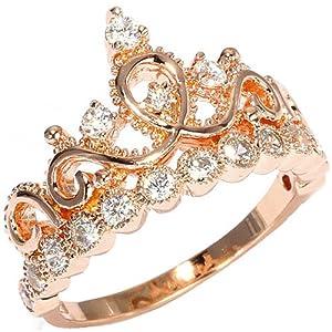 Princess Crown Rings Amazon