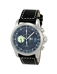 Glycine Men's 3867-19SL-LB9 Incursore Chronograph Watch
