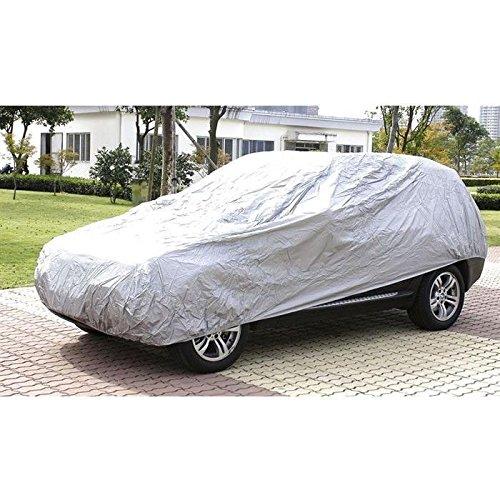 TURBOCAR-640990-Telo-per-Auto-in-plastica-Peva-taglia-XL