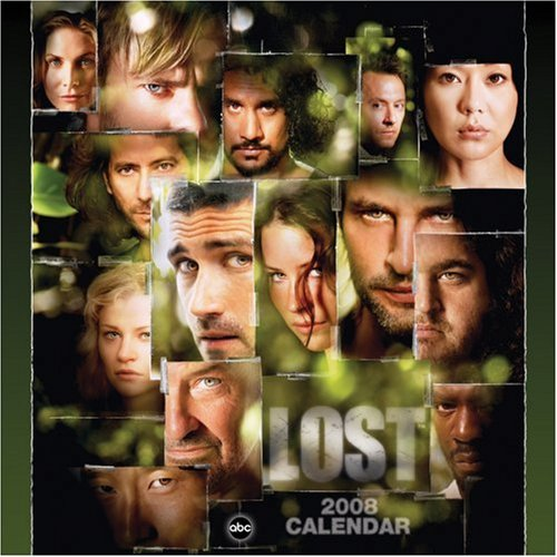 Lost 2008 Calendar