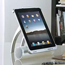iDesign Adjustable Docking Station for iPad