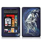 51eXZN4ySEL. SL160  Howling Wolf Goddess Design Protective Decal Skin Sticker   High Gloss Coating for Amazon Kindle Fire (7 inch Color Multi Touch Display)