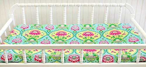 New Arrivals Changing Pad Cover, Layla Rose