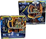 Tardis playset compatible with character buildings figures