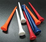 GOGO™ Golf Tees 3 1/4 inch, Plastic Tees (Price/50 pcs), Gift Ideas