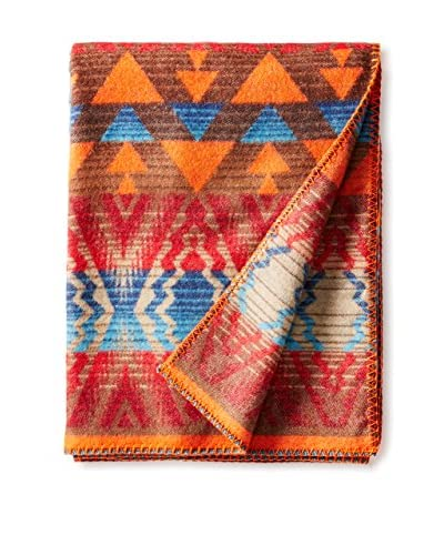 Bambeco Southwest Wool-Blend Throw, Multi