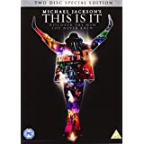 Michael Jackson's This Is It [2 Disc Collector's Edition] [DVD] [2010]by Michael Jackson