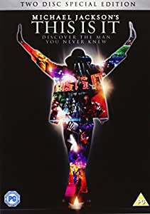 Michael Jackson's This Is It [2 Disc Collector's Edition] [DVD] [2010]