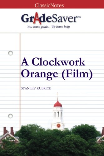 a clockwork orange belonging essay