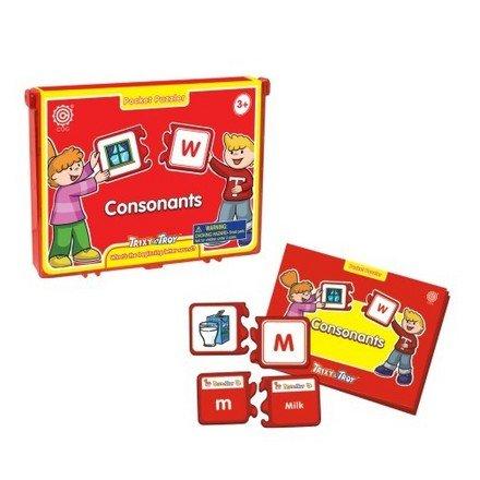 Tedcotoys Consonants Kids Educational Science Activity Kit - 1