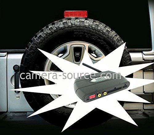 Cheap Good Price Jeep Wrangler OEM Fit Backup Camera System