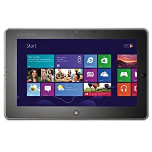 Gigabyte GA-S1082-64SSDW8 25,7 cm (10,1 Zoll) Tablet-PC (Intel Dual-Core 847, 1,1GHz, 4GB RAM, 64GB SSD, Intel HD, WLAN, Win 8) schwarz