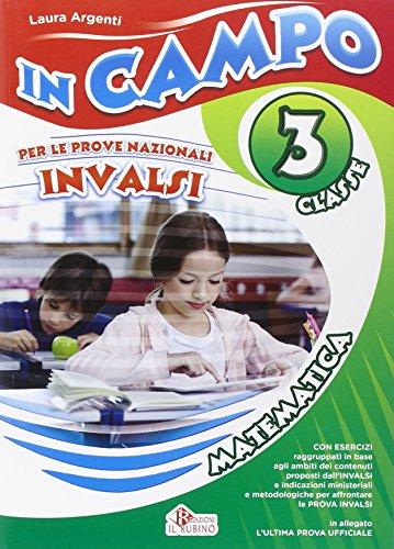 In campo Prove INVALSI matematica classi terze Con espansione online Per la Scuola media PDF