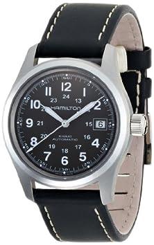 buy Hamilton Men'S H70455863 Khaki Field Automatic Watch