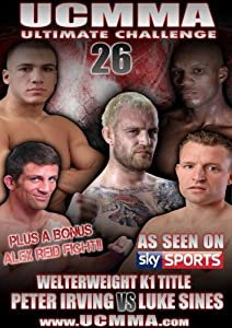 UCMMA Ultimate Challenge 26 [DVD]
