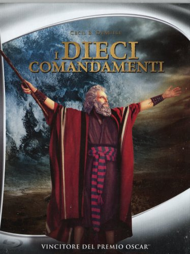 I dieci comandamenti(edizione speciale digibook) [Blu-ray] [IT Import]