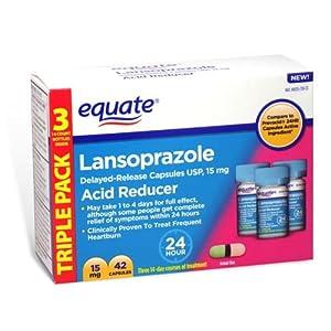 What is lansoprazole