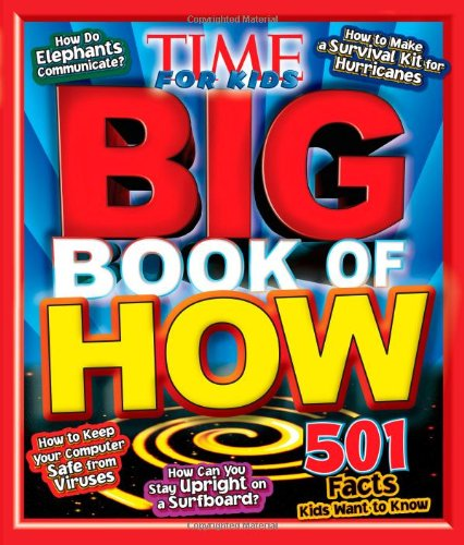 TIME For Kids Big Book of How (Time for Kids Magazine) (Time Kids compare prices)